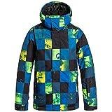 Quiksilver Boy's Mission Print BQZ3 Snowboarding Jacket