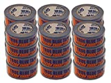 24 Roll Case of 2 Inch Blue Painters Tape. Buy in bulk - Save Big!