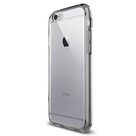 new style 1cb56 e2228 Spigen iPhone 6 Case Ultra Hybrid FX Space Crystal: Amazon.in ...