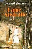 La Dame d'Australie by Bernard Simonay front cover