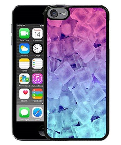 ice cubes Black for iPod touch 6 Case