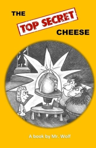 Download The Top Secret Cheese pdf