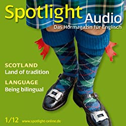 Spotlight Audio - Scotland. 1/2012