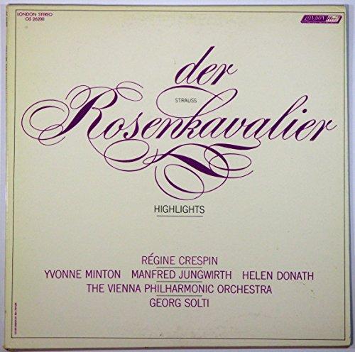 (Richard Strauss: Der Rosenkavalier (Highlights) / The Vienna Philharmonic Orchestra, Georg Solti, Cond)