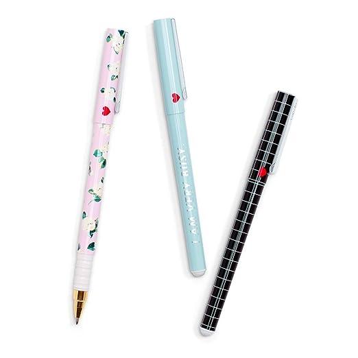 ban.do Womens Write On Pen Set