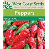 Pepper Seeds - Ghost Chili Seeds