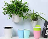 5 Pack Lazy Flower pots Water Hanging Plants