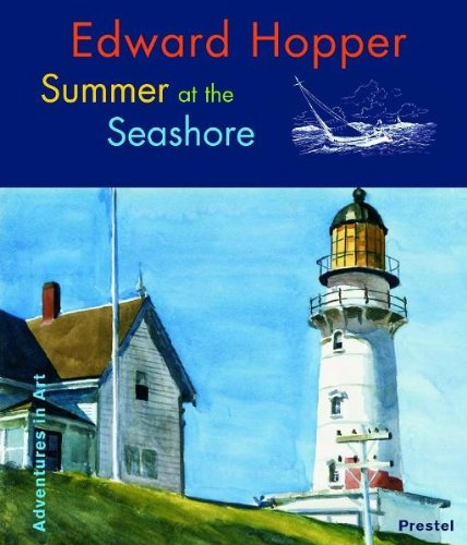 Download Edward Hopper: Summer at the Seashore (Adventures in Art) ebook