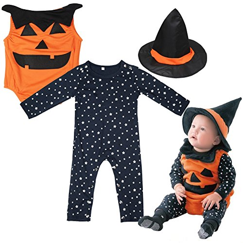 ee97ad264 Find the Best Baby Costumes  Cute Halloween Pumpkins