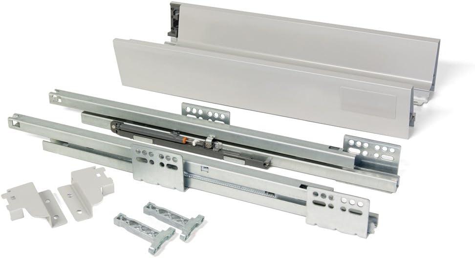 EMUCA - Kit de cajón para Cocina o baño con guias de extracción ...