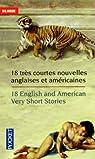 18 très courtes nouvelles anglaises et américaines par Yvinec