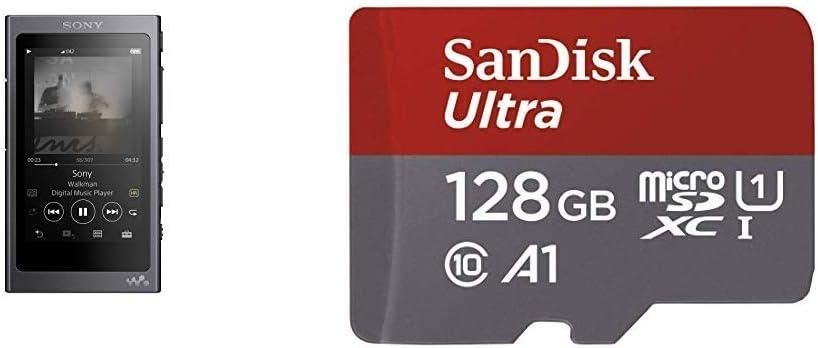 SanDisk Ultra 128GB MicroSDXC Verified for Huawei nova 5i Pro by SanFlash 100MBs A1 U1 C10 Works with SanDisk