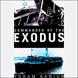 Commander of the Exodus  Hörbuch