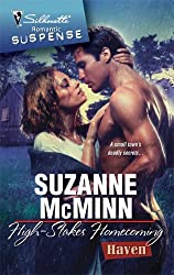 High-Stakes Homecoming (Silhouette Romantic Suspense)