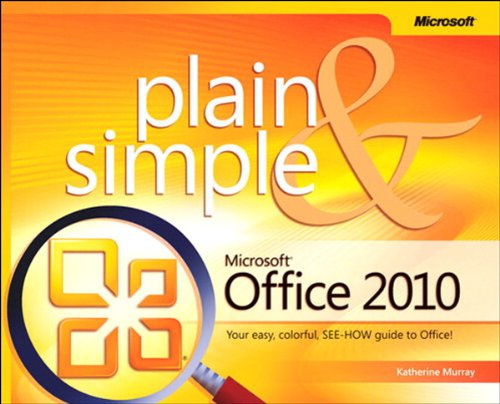 Download Microsoft Office 2010 Plain & Simple Pdf