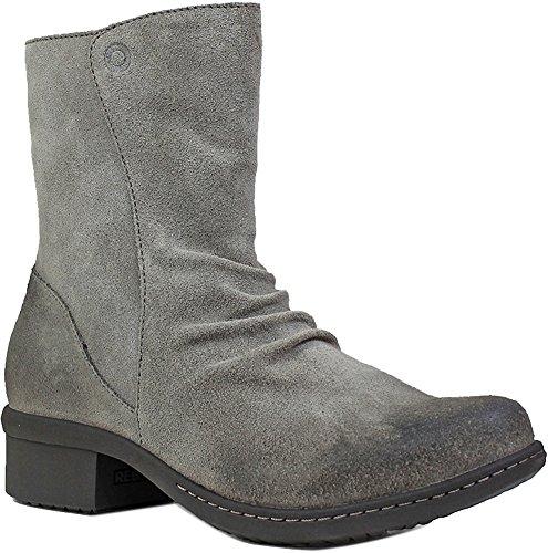 Bogs Womens Auburn Mid Rain Boot Taupe Size 6