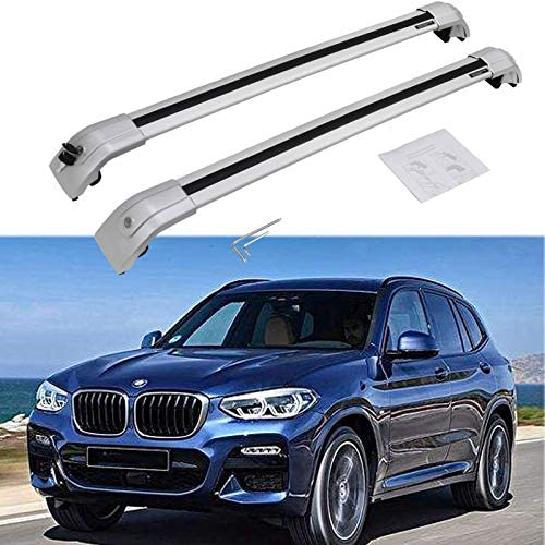 HEKA Cross Bar for BMW X5 G05 2019 2020 2021 Crossbar Roof Rail Rack Luggage