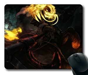 Game League of Legends Headless Hecarim Rectangle Mouse Pad by eeMuse