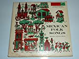 mexican folk songs LP