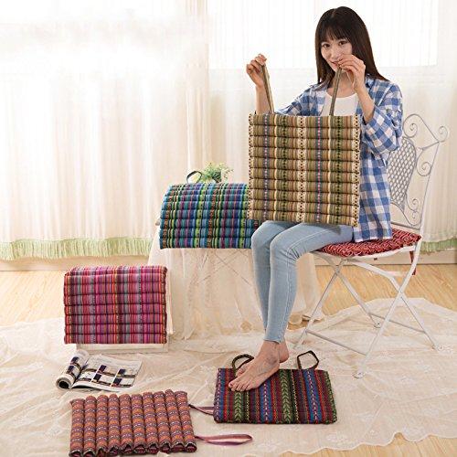 Global Brands Online - Cojín para Asiento de Flores (40 x 40 ...