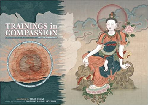 Amazon com: Trainings in Compassion: Manuals on the