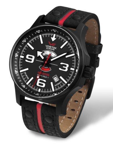 Vostok-Europe Men's 2432/5954194 Russian Movement Watch