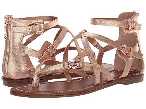 G by GUESS Women's Harver Rose Gold 6.5 M US