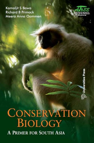 Conservation Biology: A Primer for South Asia