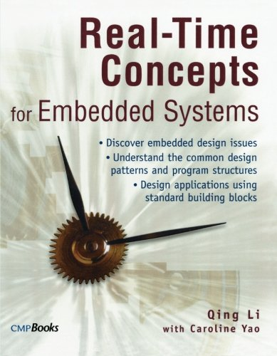 Real-Time Concepts for Embedded Systems (Time Real Software)