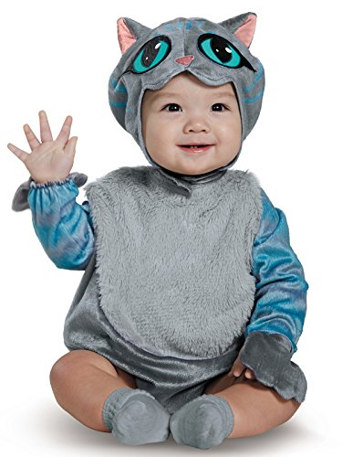 Disney Baby's Cheshire Cat Costume, Multi, 12-18