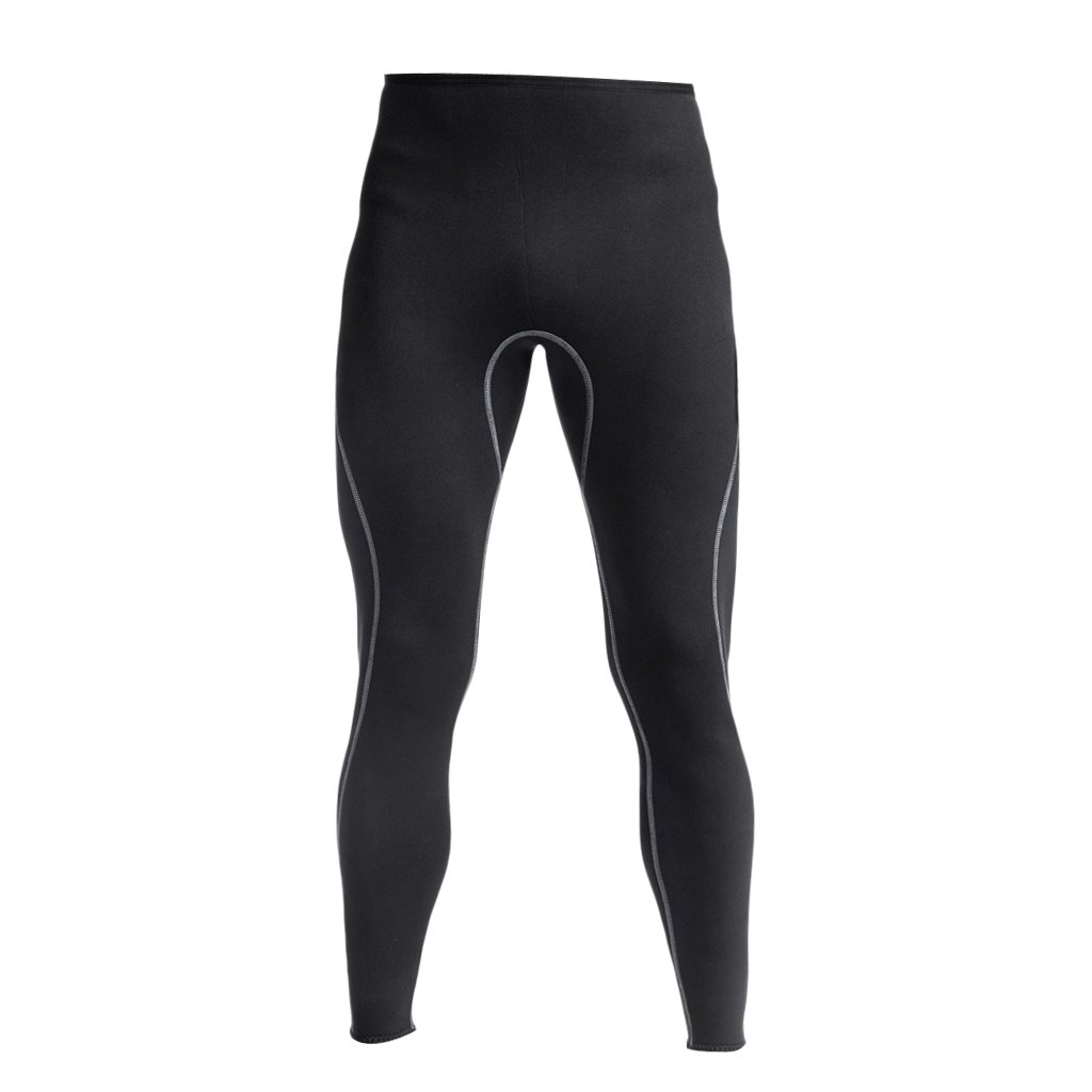 Super Stretch Neoprene Wetsuit Pants Surf Scuba Dive Snorkeling Leggings Warm Trousers Water Sports Swimming Tights for Men
