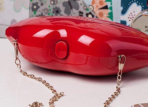 weddinghelper - Cartera de mano Mujer Red
