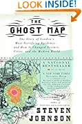 #2: The Ghost Map: The Story of London's Most Terrifying Epidemic--and How It Changed Science, Cities, and the Modern World