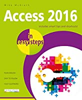 Access 2016 in easy steps Front Cover