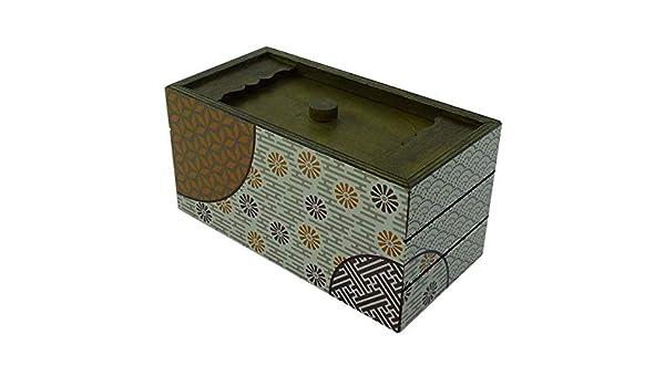 Secret Box Spring. Rompecabezas de Madera. Caja de Seguridad ...