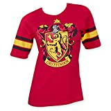 Harry Potter Gryffindor Juniors Red Hockey T-shirt (Large)
