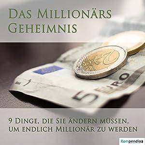 Das Millionärs-Geheimnis Hörbuch