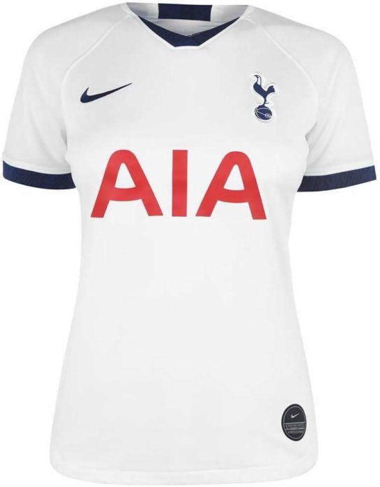 Nike 2019-2020 Tottenham Home Ladies Football Soccer T-Shirt Jersey