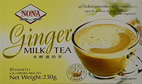 Nona: Ginger Milk Tea 10 Sachets (1 X 230g)