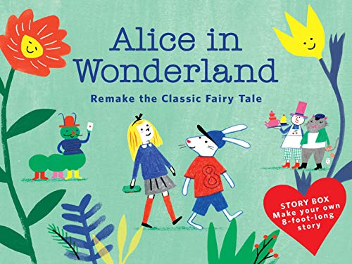 Alice in Wonderland (Story Box): Remake the Classic