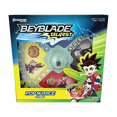 Beyblade Burst Pop 'N' Race by Pressman
