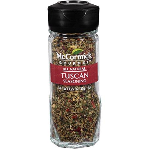 (McCormick Gourmet All Natural Tuscan Seasoning, 1.25 oz)