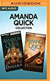img - for Amanda Quick Collection - Dangerous & Deception book / textbook / text book