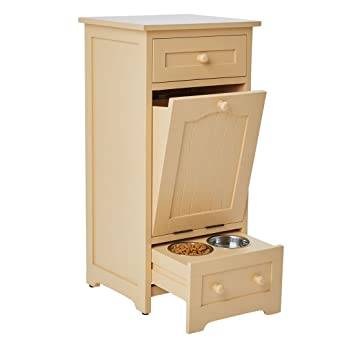 Brylanehome Pet Food Storage Cabinet (Yellow0)  sc 1 st  Amazon.com & Amazon.com : Brylanehome Pet Food Storage Cabinet (Yellow 0) : Pet ...