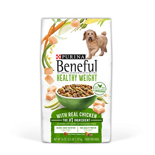 (Purina Beneful Healthy Weight Dry Dog Food; Healthy Weight With Real Chicken - 3.5 lb.)