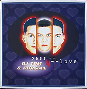 Bass 4 love (1994) / Vinyl Maxi Single [Vinyl 12'']