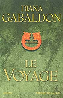 Book's Cover of Outlander, tome 3 : Le Voyage