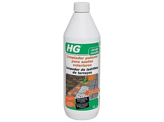 HG 183100109 - Limpiador potente suelos exteriores (envase ...