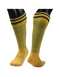 Vertily Socks Children Sport Thigh High Over Knee Soccer Hockey 9-13 Age Socks