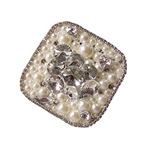 [Diamond & Pearl] Special DIY Contact Lenses Box Case/Holders Container
